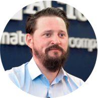 Marc Schulze, Sales Engineer at ACTech